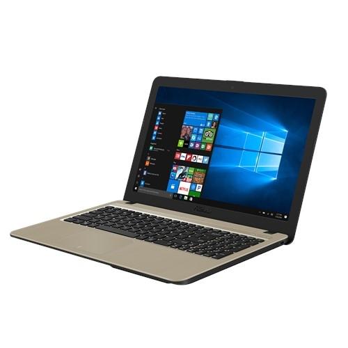 Notebook / Laptop ASUS 15.6'' VivoBook 15 X540UB, FHD, Procesor Intel® Core™ i3-7020U (3M Cache, 2.30 GHz), 4GB DDR4, 1TB SSHD, GeForce MX110 2GB, Endless OS, Chocolate Black, No ODD 3