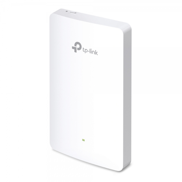 """ACCESS POINT TP-LINK wireless  1200Mbps, 3 x port 10/100Mbps, 2 antene interne, alimentare PoE, montare pe perete, """"EAP225-Wall"""" 0"""
