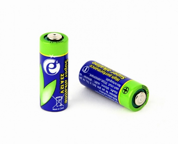 """Alkaline 23A battery, 2-pack """"EG-BA-23A-01"""" 0"""
