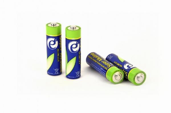 "Alkaline AA batteries, 4-pack ""EG-BA-AA4-01"" 0"