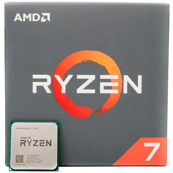 "CPU AMD skt AM4 Ryzen 7 3700X   8C/16T, 3.6GHz/4.4GHz Boost, 36MB cache (L2+L3),   65W, cooler Wraith Prism with RGB LED ""100-100000071BOX"" 0"