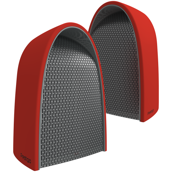 Bluetooth 4.2 Speakers TWS, Chipset ATS2823, 1000mAH battery, with TypeC jack ,  2 in 1 Type-C  to USB Cable 1.5M, Dimension 69*96*65mm, Red [0]