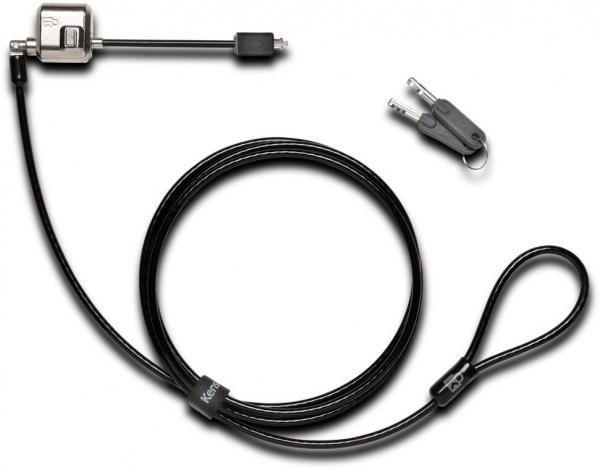 """CABLU SECURITATE KENSINGTON pt. notebook slot standard, cheie standard, 1.8m, cablu otel, permite rotire cablu, """"MiniSaver"""" """"K67890WW"""" 0"""
