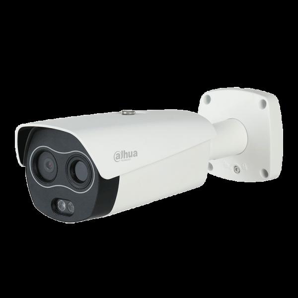 CAMERĂ IP Termica detecție febră DAHUA TPC-BF5421-T - Termoscanner pentru fabrici, magazine, școli, spitale sau birouri 0
