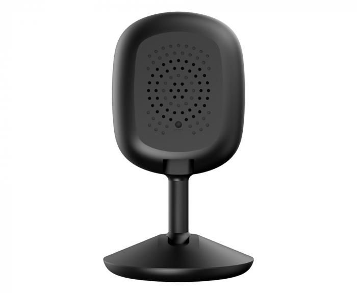 "CAMERA IP D-Link, cube, pt. interior, dist. IR 5 m, tip lentila fixa 2.4 mm, wide angle 110 grade, 2 Mpx, wi-fi, microfon da, PoE nu, carcasa plastic, slot SD card nu, ""DCS-6100LH"" (include timbru ver 2"