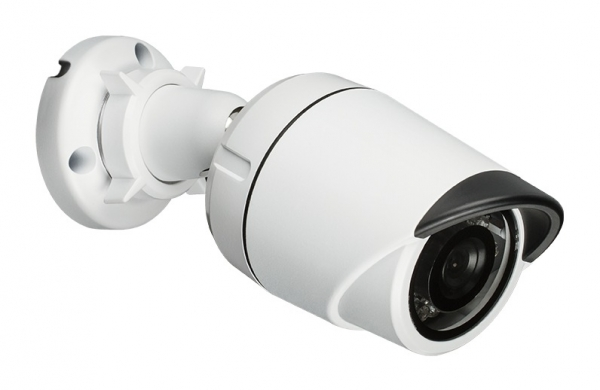 "CAMERA IP D-LINK wired de  exterior, senzor 5Mp CMOS, rez. video 2592x1944 pana la 15fps, Night & Day, slot microSD, detectie miscare, seria Vigilance, boxa, PoE Mini Bullet, ""DCS-4705EV"" 1"