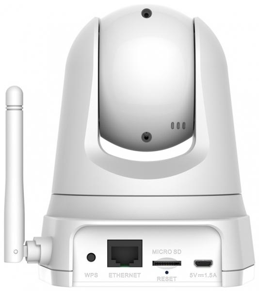 "CAMERA IP D-LINK wireless de  interior, senzor megapixel CMOS, rez. video 1280 x 720, Pan&Tilt, Day and Night. ""DCS-5030L"" 2"