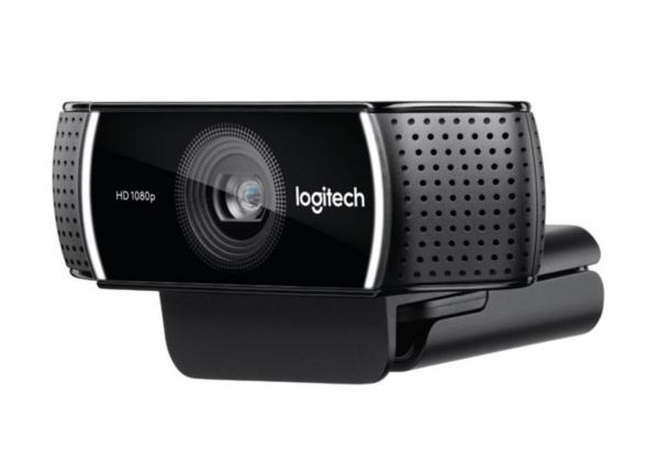Camera Web LOGITECH Webcam C922 Pro Stream Webcam HD 1080p 4