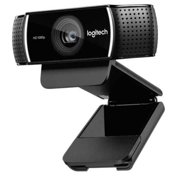 Camera Web LOGITECH Webcam C922 Pro Stream Webcam HD 1080p 3