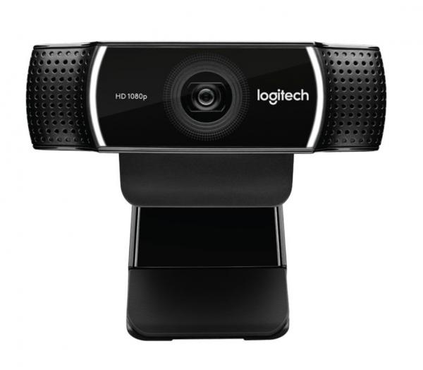 Camera Web LOGITECH Webcam C922 Pro Stream Webcam HD 1080p 0