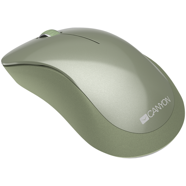 Canyon  2.4 GHz  Wireless mouse ,with 3 buttons, DPI 1200, Battery:AAA*2pcs  ,special military67*109*38mm 0.063kg 2