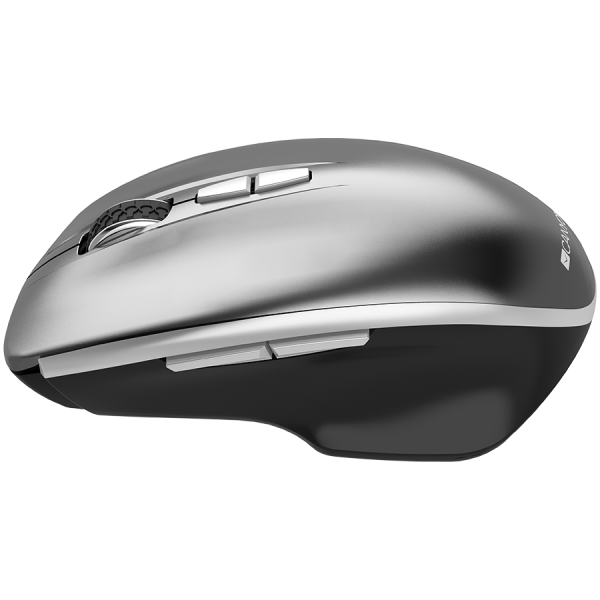 Canyon  2.4 GHz  Wireless mouse ,with 7 buttons, DPI 800/1200/1600, Battery:AAA*2pcs  ,Dark gray72*117*41mm 0.075kg 1