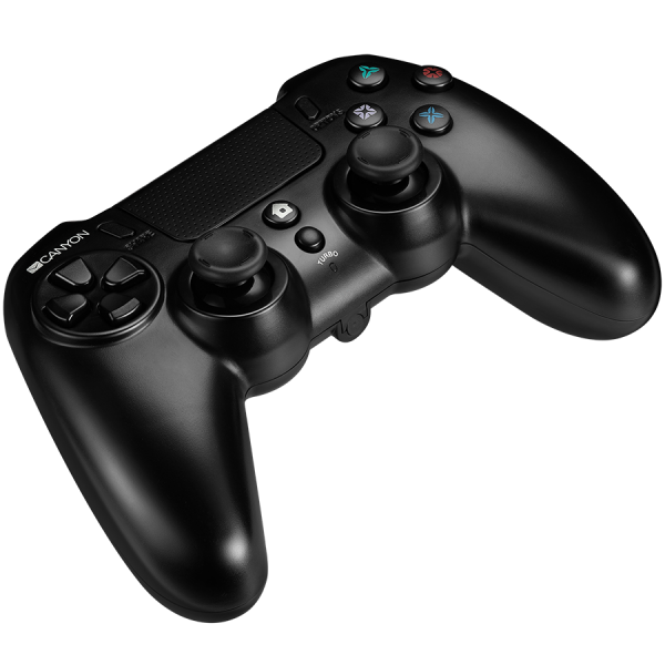 CANYON Wireless Gamepad With Touchpad For PS4 0