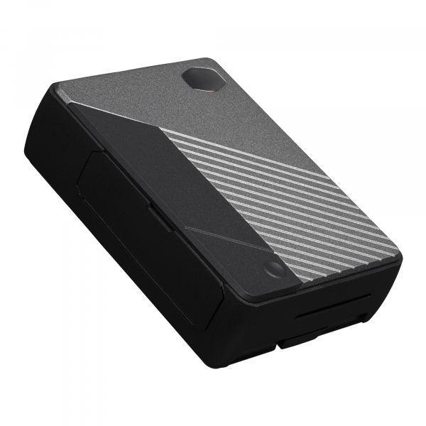"CARCASA COOLER MASTER  Raspberry Pi Series, ""PI CASE 40"", compatibila Raspberry Pi 4 Model B, black & gray ""MCM-PI400-MNNN-S00"" 0"