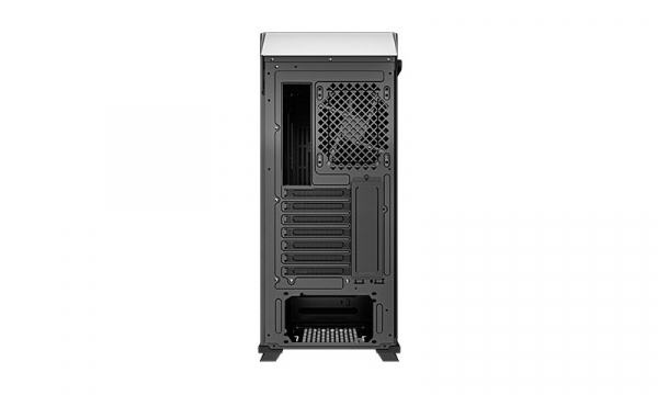 """CARCASA DeepCool Middle-Tower ATX, 1* 120mm fan (inclus), tempered glass, panouri laterale magnetice, VGA card holder, fan HUB, front audio & 2x USB 3.0 & 1x USB 3.1 Type-C, black """"CL500"""" 6"""