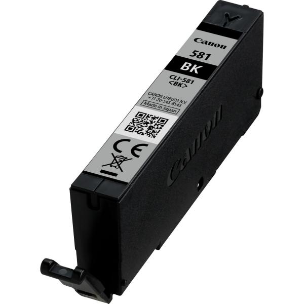 """Cartus Cerneala Original CANON Black, CLI-581BK, pentru Canon Pixma TR7550/8550/TS6150/8150/S9150/9155, 0.150K, """"2106C001AA"""" 0"""