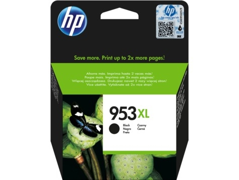 "Cartus cerneala Original HP Black 953XL, pentru HP OFFICEJET PRO 8210, 2k ""L0S70AE"" 0"