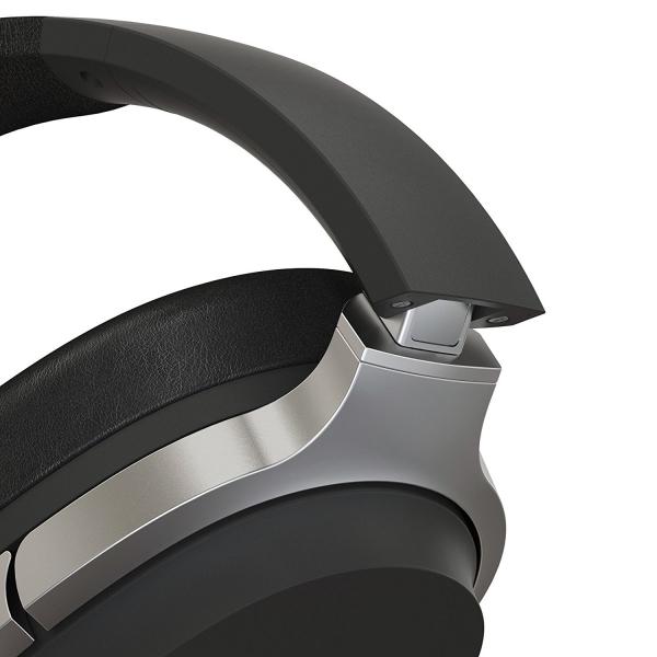 CASTI EDIFIER Bluetooth v4.1 aptX, pana la 10m, acumulator 1400mAh,  95h in utilizare,  1500h standby, 4h incarcare, frecventa raspuns 20Hz-20KHz, mic, 3.5mm pt. conexiune cu fir, NFC, 40mm difuzor, b 3