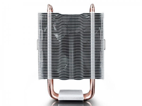 """COOLER DeepCool CPU universal, soc LGA20xx/1366/115x & AMx/FMx, Al+Cu, 4x heatpipe, 130W """"GAMMAXX C40"""" 3"""
