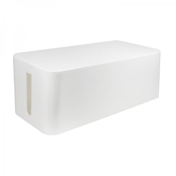"Cutie cabluri LOGILINK, pt. a masca prelungitorul si cablurile, white, ""KAB0063"" 0"