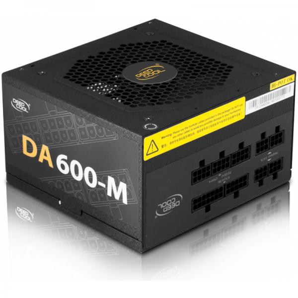 Sursa Deepcool DA600-M, 80+ Bronze, 600W 0