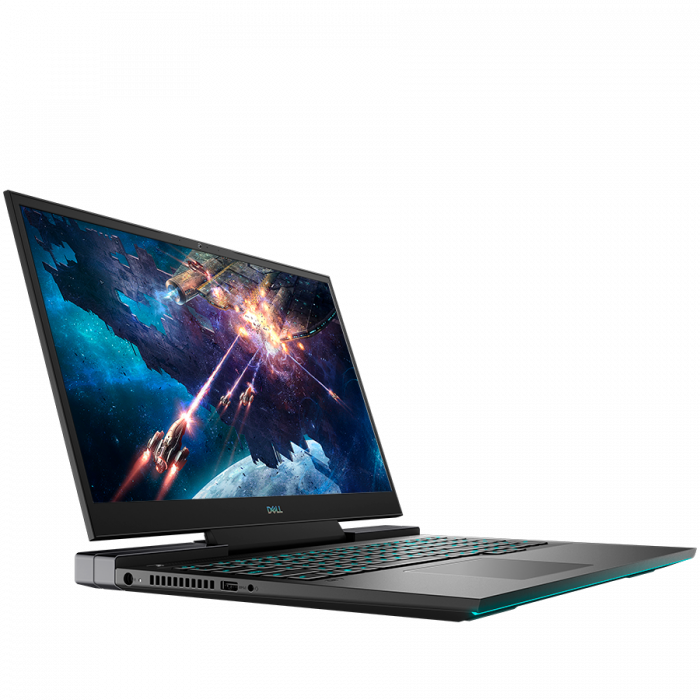 "Dell G7 17(7700)17.3""FHD(1920x1080)300 nits 144Hz 9ms,i7-10750H(up to 5.0 GHz),16GB(2x8)DDR4 2933MHz,1TB(M.2)PCIe NVMe SSD,noDVD,NVIDIA GeForce GTX 1660 Ti/6GB GDDR6,AX1650 802.11ac(2x2)WiFi&Bth 5.1,R 2"