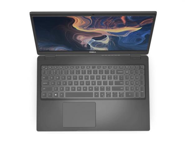 "Laptop Dell Latitude 3510 procesor Intel® Celeron™ 5205U (2 Core, 2M cache, base 1.9GHz), 15.6"", HD, 4GB, 128GB SSD, Intel® UHD Graphics, Linux, black 1"