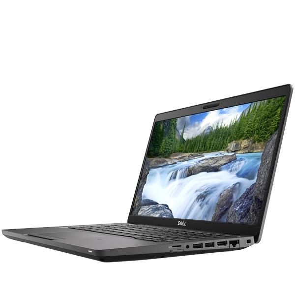 "Dell Latitude 5401,14"" FHD((1920x1080)AG Non-touch,Intel Core i5-9300H(4 Core, 8MB Cache, 2.4 GHz, 4.1GHz Turbo),8GB(1x8GB)DDR4,256GB(M.2)NVMe SSD,noDVD,Intel UHD 630 Graphics,Wifi 802.11ac(2x2)+ BT 5 1"
