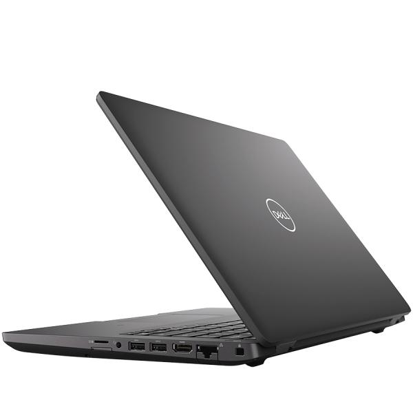 "Dell Latitude 5401,14"" FHD((1920x1080)AG Non-touch,Intel Core i5-9300H(4 Core, 8MB Cache, 2.4 GHz, 4.1GHz Turbo),8GB(1x8GB)DDR4,256GB(M.2)NVMe SSD,noDVD,Intel UHD 630 Graphics,Wifi 802.11ac(2x2)+ BT 5 3"