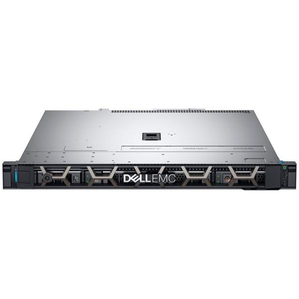 "Dell PowerEdge R340 Rack Server,Intel Xeon E-2224 3.4GHz(4C/4T),16GB(1X16GB)2666 MT/s UDIMM,2x2TB 7.2K RPM SATA(3.5"" Chassis up to 4 Hot Plug HDD),PERC H330,noDVD, iDRAC9 Basic,Dual Hot Plug PS 350W,  0"