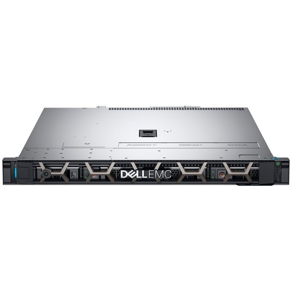 "Dell PowerEdge R340 Rack Server,Intel Xeon E-2224 3.4GHz(4C/4T),16GB 2666MT/s DDR4 ECC UDIMM,2x4TB 7.2K RPM SATA(3.5"" Chassis up to 4 Hot Plug HDD),PERC H330,iDRAC9 Basic,Dual Hot Plug PS 350W,Rails,3 0"