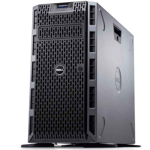 "Dell PowerEdge T40 Tower Server,Intel Xeon E-2224G 3.5GHz(4C/4T),8GB(1x8GB)2666MT/s DDR4 ECC UDIMM,1TB 7.2K RPM SATA(3.5"" Chassis with up to 3 Hard Drives),DVD +/-RW,3Yr NBD 0"