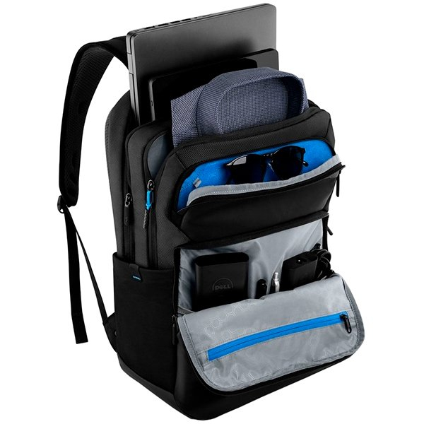 """Dell Pro Backpack 15 # PO1520P # Fits most laptops up to 15"""" 1"""