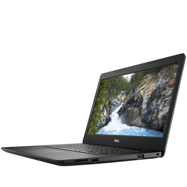 "Dell Vostro 3490,14.0"" FHD(1920 x 1080)AG,Intel Core i5-10210U(6MB Cache, up to 4.2 GHz),8GB(1x8GB)2666MHz DDR4,256GB(M.2) NVMe SSD,noDVD,Intel UHD Graphics,Wifi 802.11ac + BT5.0,non-Backlit KB,3-cell 2"