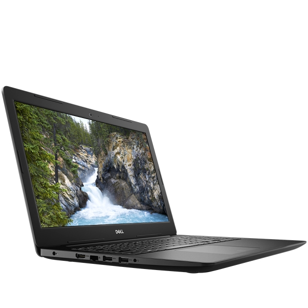 "Dell Vostro 3590,15.6"" FHD(1920x1080)AG,Intel Core i7-10510U(8MB Cache, up to 4.9 GHz),8GB(1x8GB)2666MHz DDR4,256GB(M.2)NVMe SSD,DVD+/-,AMD Radeon 610 Series with 2G,Wifi 802.11ac + BT,non-Backlit KB, 2"