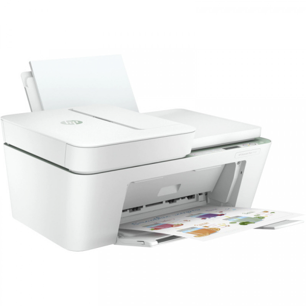 Multifunctionala HP DeskJet Plus 4122, InkJet, Color, Format A4, Wi-Fi 1