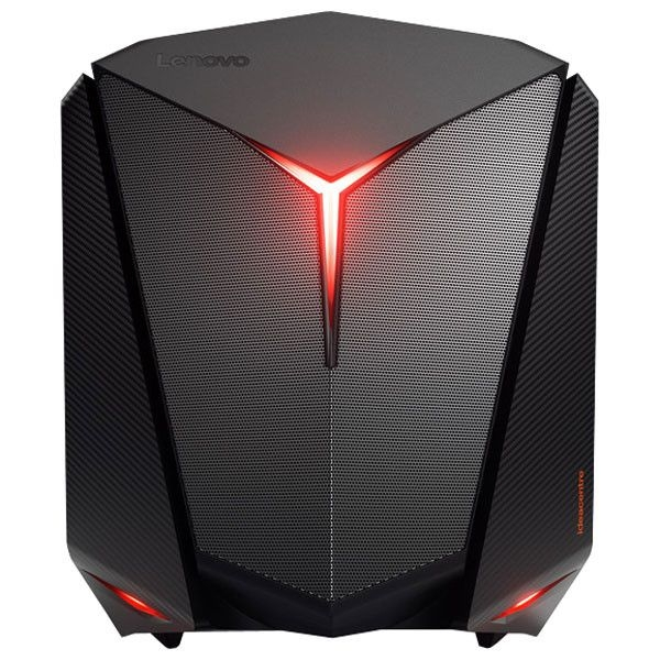 Desktop Family IdeaCentre, Model Y720 Cube-15ISH, Case Type Tower, Core i7, CPU i7-7700, 3600 MHz, RAM 16GB, Max 32GB, DDR4, Frequency speed 2400 MHz, SSD 512GB, VGA card NVidia GeForce GTX 1080, 8GB, 2