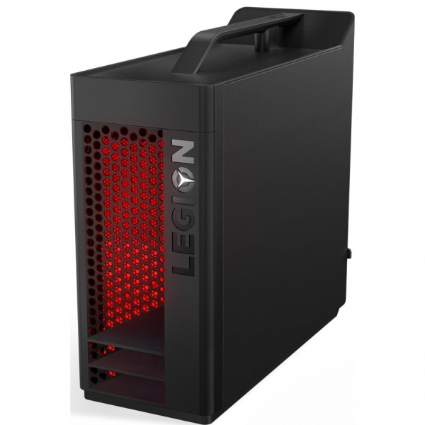 Desktop Family Legion, Model T530-28ICB, PC features Gaming, Case Type Tower, Core i5, CPU i5-8400, 2800 MHz, RAM 8GB, Max 32GB, DDR4, 2666 MHz, HDD 1TB, 7200 rpm, VGA card NVIDIA GeForce GTX 1050 Ti, 2
