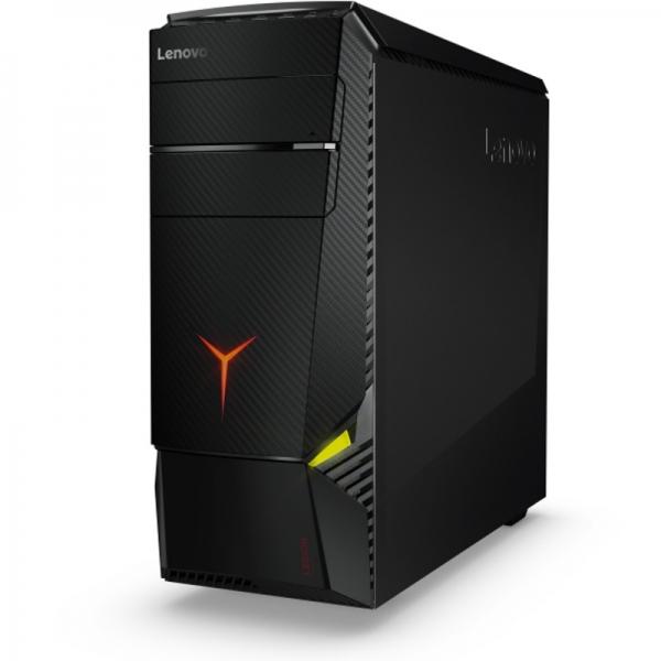 Desktop Family Legion, Model Y920T-34IKZ, Case Type Tower, Core i7, CPU i7-7700K, 4200 MHz, RAM 16GB, Max 32GB, DDR4, Frequency speed 2400 MHz, HDD 1TB, SSD 512GB, VGA card NVidia GeForce GTX 1080, 8G 4