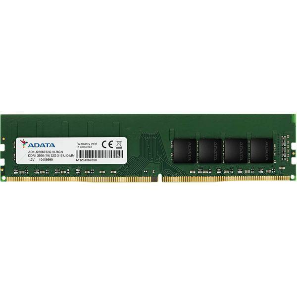 """DIMM ADATA DDR4/2666  8GB   *bulk* """"AD4U266688G19-BGN"""" [0]"""