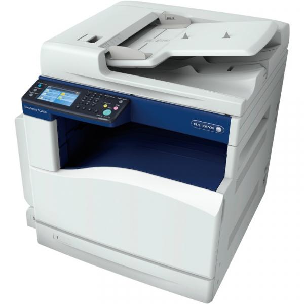 Multifunctional laser color Xerox SC2020V_U 1