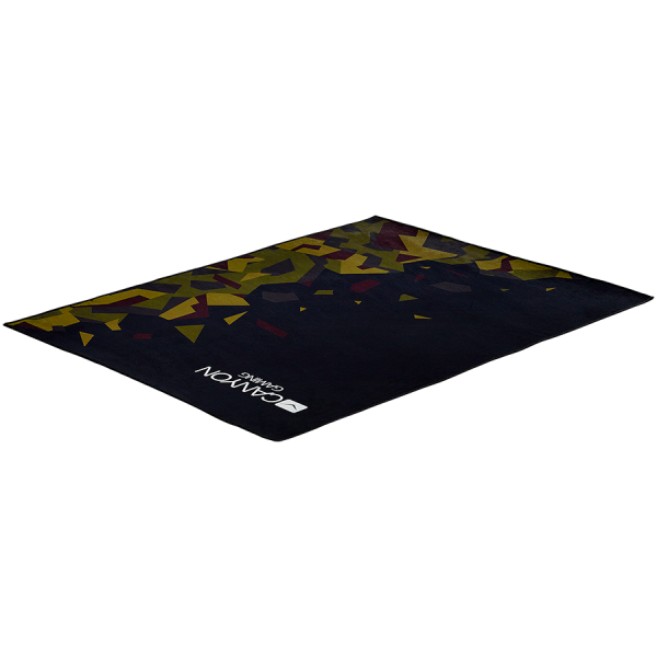 floor mats for gaming chair lower side:antislip basedurable polyester fabricSize: 100x130cmColor: Black+camouflage pattern 1