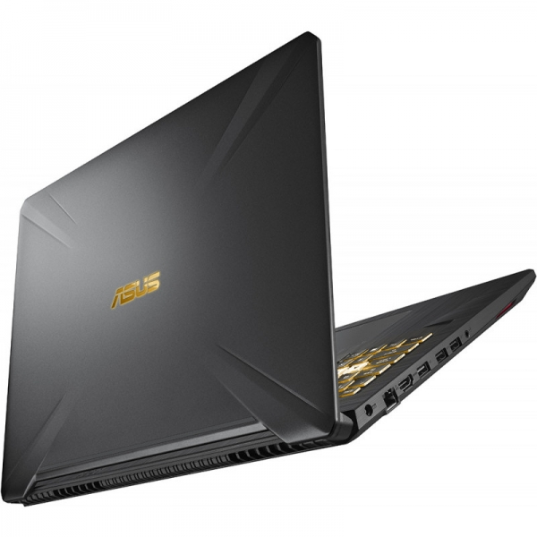 Laptop ASUS Gaming 17.3'' TUF FX705GM, FHD 144Hz, Procesor Intel® Core™ i7-8750H (9M Cache, up to 4.10 GHz), 8GB DDR4, 1TB SSH, GeForce GTX 1060 6GB, No OS 1