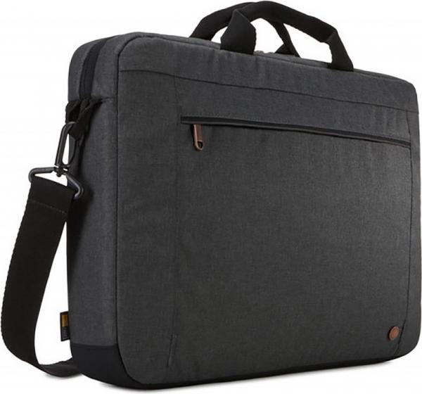 """Geanta laptop 15.6\'\' Case Logic Era Attache, buzunar interior 10.5\'\', buzunar frontal, black """"ERAA-116 OBSIDIAN/3203695"""" [0]"""