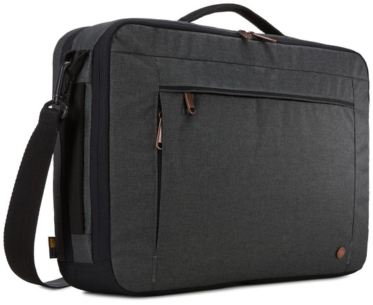 "Geanta laptop 15.6\'\' Case Logic Era,convertibila in rucsac, black, ""ERACV-116 OBSIDIAN/3203698"" 0"