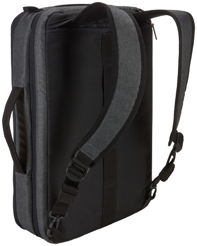 "Geanta laptop 15.6\'\' Case Logic Era,convertibila in rucsac, black, ""ERACV-116 OBSIDIAN/3203698"" 2"