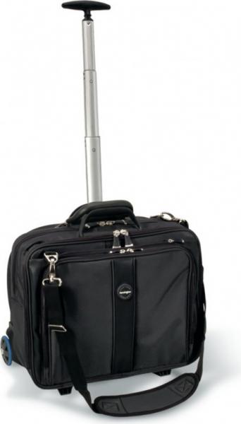 """Geanta laptop 17"""" Kensington, Contour Overnight Roller Case """"K62348"""" 0"""