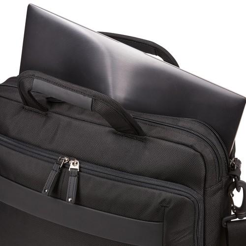 """GEANTA LAPTOP CASE LOGIC Notion 14"""", 2 compartimente, buzunar interior tableta, buzunar frontal, NOTIA-114 BLACK 3204196 4"""