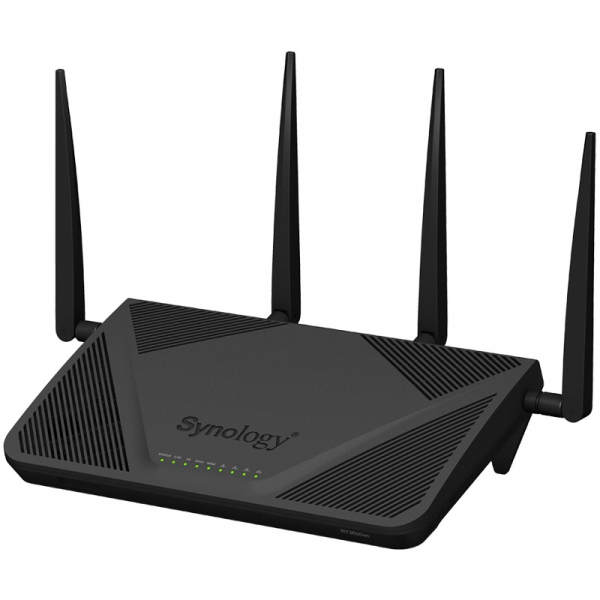 Router wireless Small business - Synology Gigabit RT2600ac Dual-Band 0