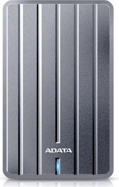 """HDD ADATA EXTERN 2.5"""" USB 3.1 1TB HC660 Metallic Luxury """"AHC660-1TU31-CGY"""" (include timbru verde 0.1 lei) 1"""